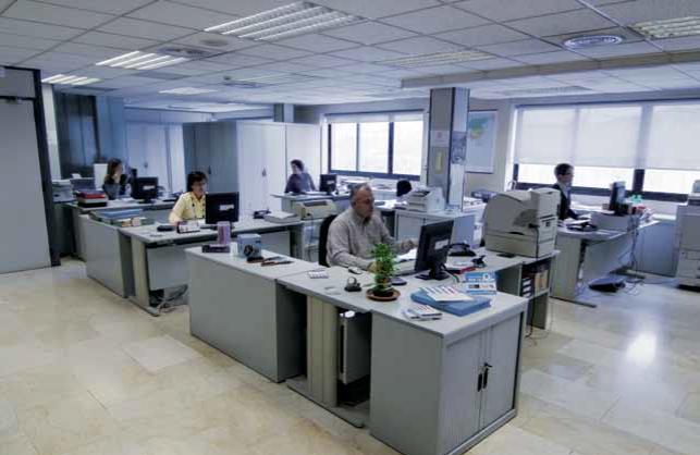oficinas industrias oriol
