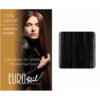 PACK 20 EXT.REMY NEGRO-1 CABELLO NATURAL 50 CM