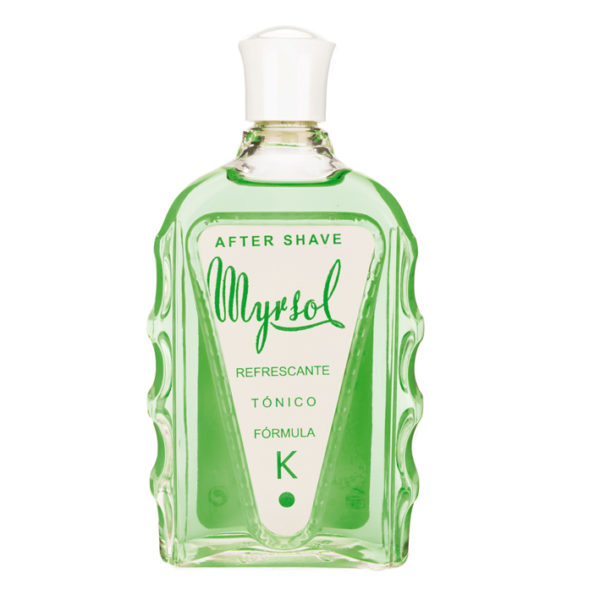 MYRSOL AFTER SHAVE FORMULA K MENTOLADA 180ML.