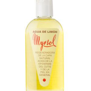 MYRSOL MASAJE AGUA DE LIMON 200ML