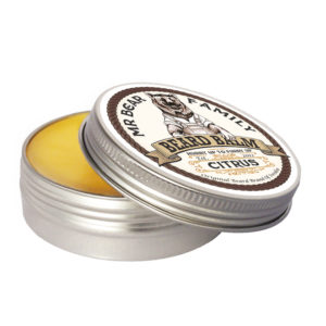 BALSAMO BARBA CITRUS MR.BEAR 60ML.