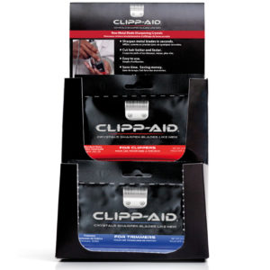 EXPOSITOR CLIPP-AID