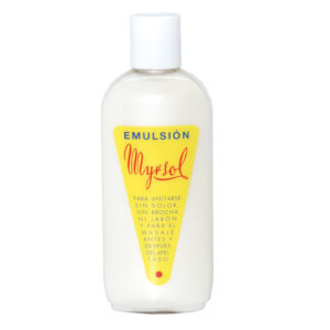 MYRSOL EMULSION SIN ALCOHOL 200ML