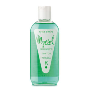 MYRSOL AFTER SHAVE FORMULA K MENTOLADA 200ML.