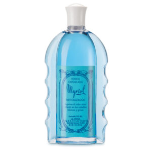 TONICO CAPILAR AZUL REVITALIZANTE 235ML.