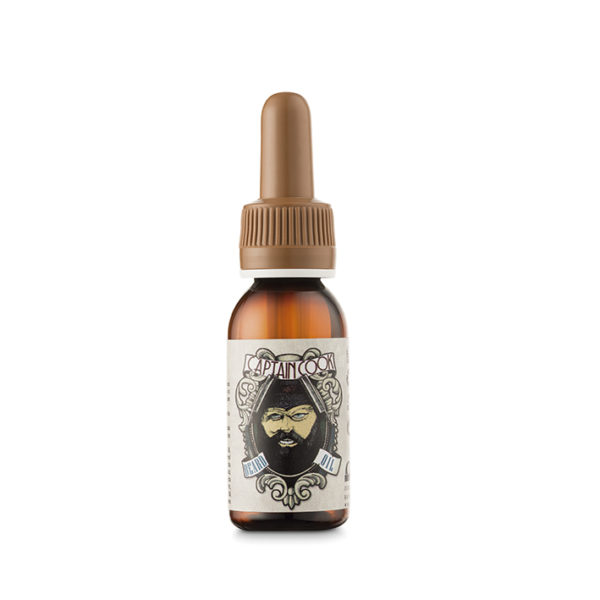 ACEITE BARBA 30ML. CAPTAIN COOK