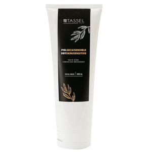 MASCARILLA FACIAL PIELES SECAS 400ML.