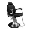 SILLON BARBERO TRADITIONAL NEGRO