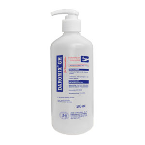 GEL ANTISEPTICO 500ML.