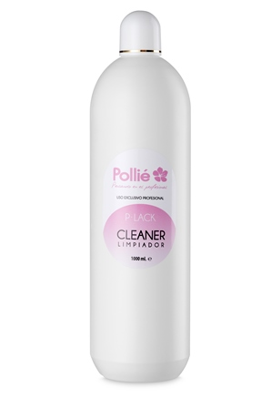 NAIL CLEANER 1000ML P-LACK