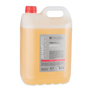 CHAMPÚ BRIGHT COLOUR CON ARGAN/KERATINA 5L.