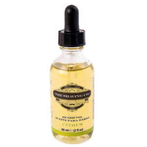 ACEITE BARBA CITRUS 60ML. THE SHAVING CO