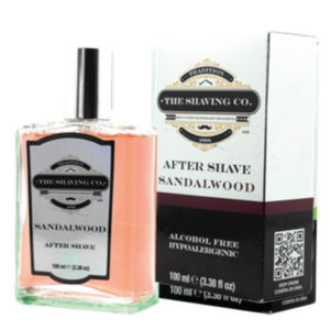 AFTER SHAVE SPLASH SANDALO 100ML THE SHAVING C