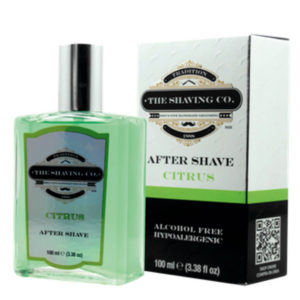 AFTER SHAVE SPLASH CITRUS 100ML THE SHAVING C0