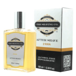 AFTER SHAVE SPLASH 1888 100ML THE SHAVING CO