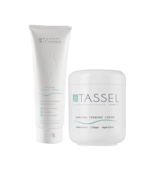 Crema reafirmante remodeladora Tassel Cosmetics
