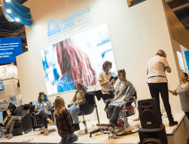 Industrias Oriol presenta sus novedades en cosmética y belleza en Salón Look Madrid