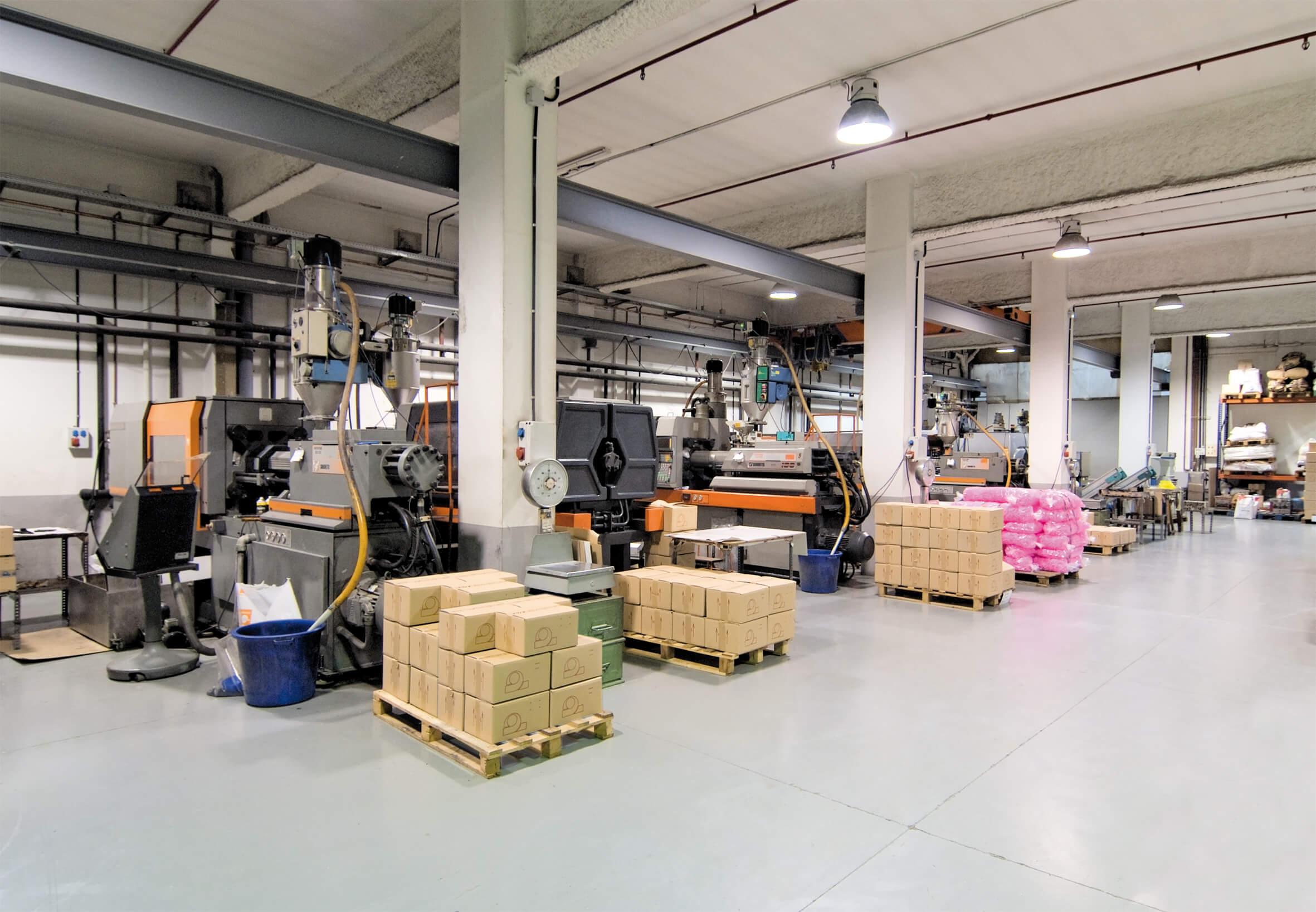 Instalaciones Industrias Oriol