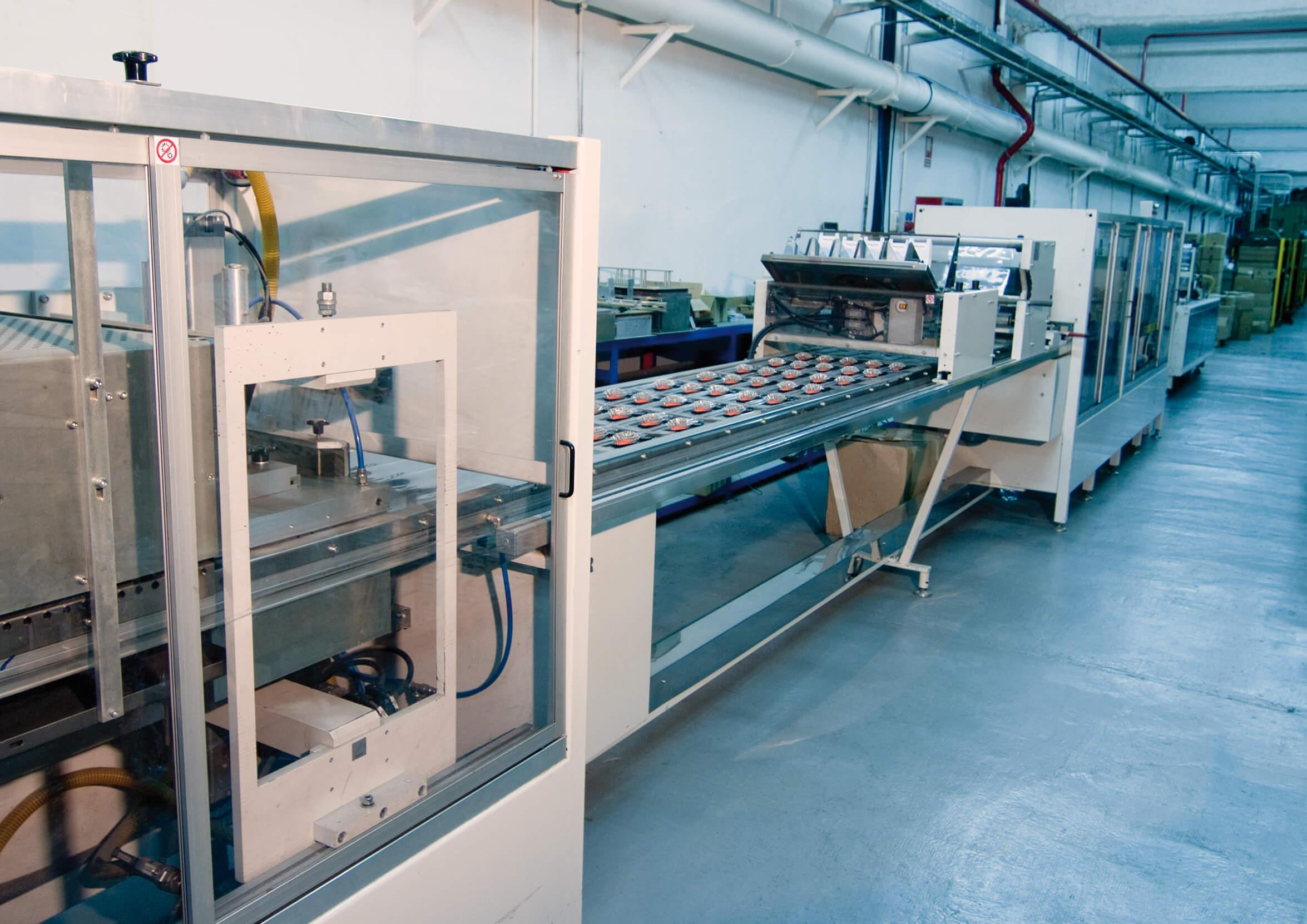 Instalaciones fábrica Industrias Oriol