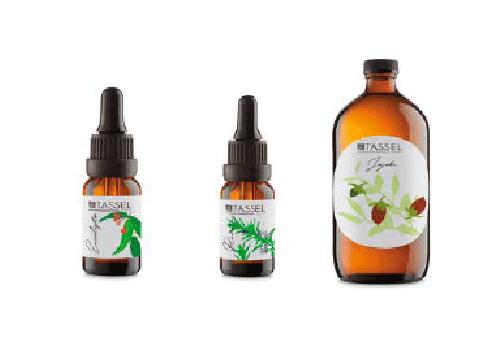 Aceites bases y esenciales Tassel Skin Cosmetics
