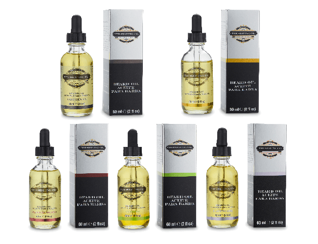 Aceites barba The Shaving Co.