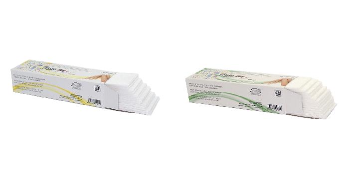 Cajas tiras depilación 70 y 90 gramos