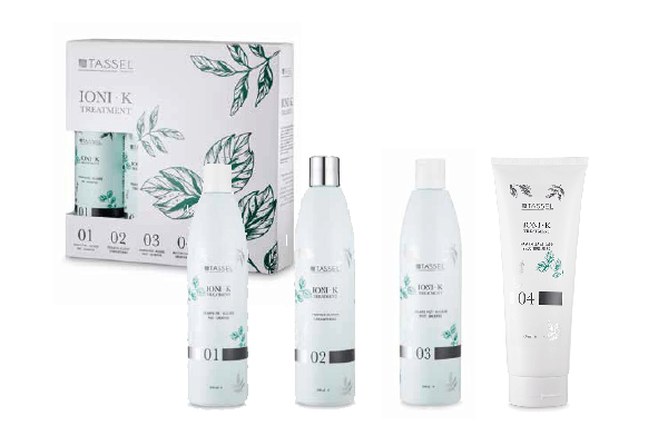 Tratamiento Ioni · K Tassel Professional Hair Cosmetics