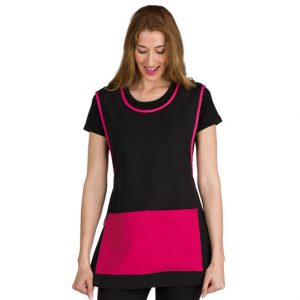 STOLE POLYESTER STRETCHY BLACK AND TIGHT