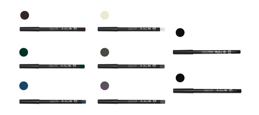 Lápices de ojos Pollié