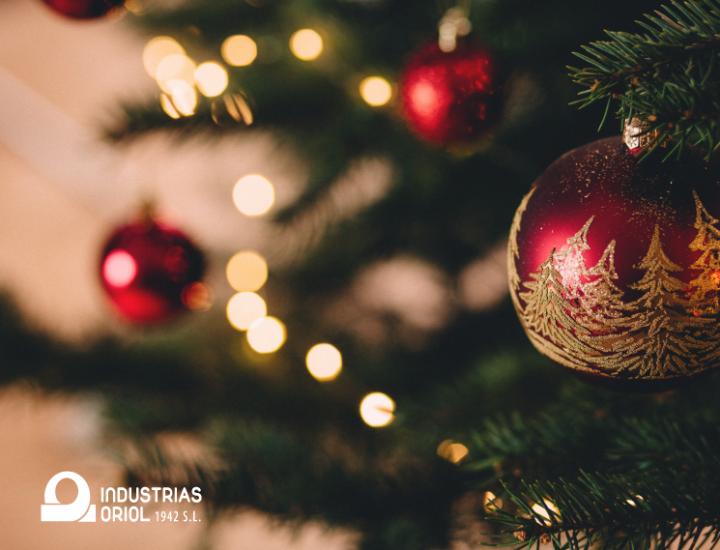 Vacaciones de Navidad Industrias Oriol