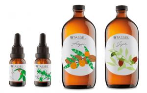 Aceites esenciales y bases capilares