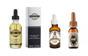 Aceites para barba Mr Bear Family, Captain Cook y The Shaving Co.