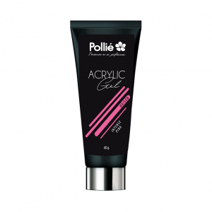 ACRYLIQUE GEL P-LACK ROSE INTENSE