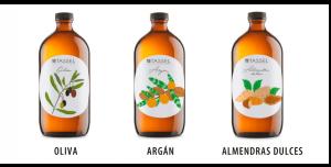 Aceites base Tassel Skin Cosmetics