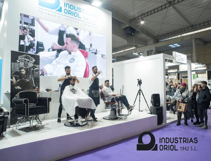 Industrias Oriol presenta sus novedades en Cosmobeauty 2019