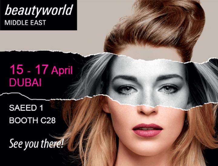 Industrias Oriol, presente en Beauty World Dubai 2019