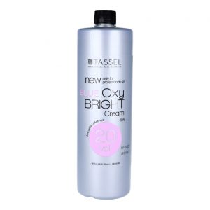 OXY BRIGHT CREAM AZUL 20 VOLUMEN 1L.