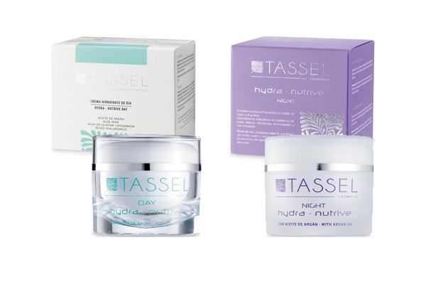 Cremas hidratantes día y noche Tassel Skin Cosmetics