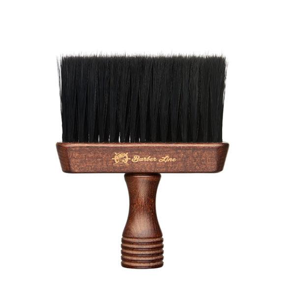 cepillo tritón madera Barber Line