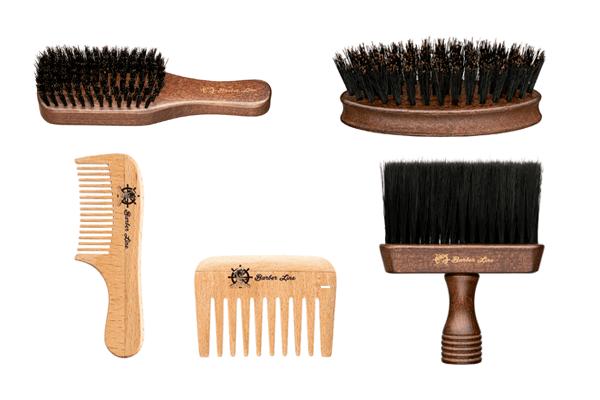cepillos y peines-barber-line