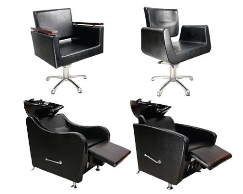 Nuevas sillas de peluquería y lavacabezas Eurostil