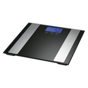 SPA SCALES TO MEASURE HYDRATION AND BODY FAT (%)