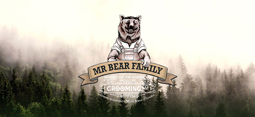 Mr Bear Family, ingredientes naturales para tu barbería