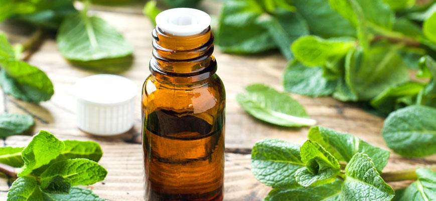 Los beneficios del aceite de menta para el cuidado del cabello y de la piel