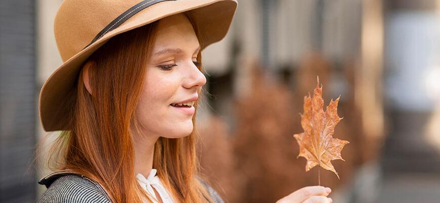 Los colores de pelo perfectos para este otoño