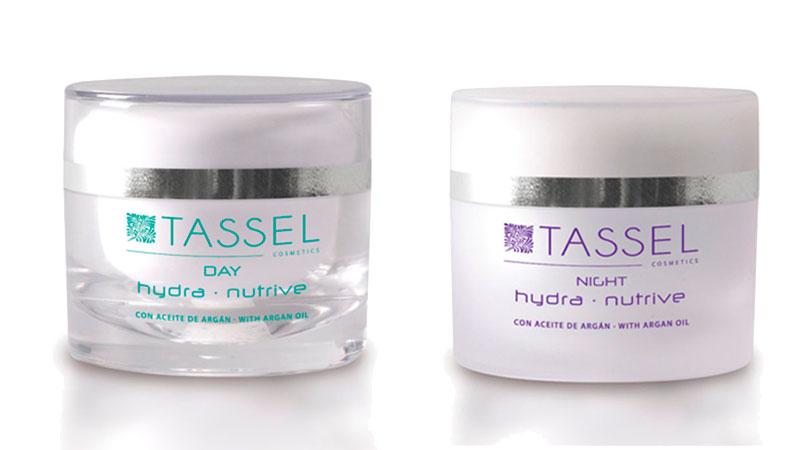 Crema hidratante y nutritiva Tassel Skin Cosmetics