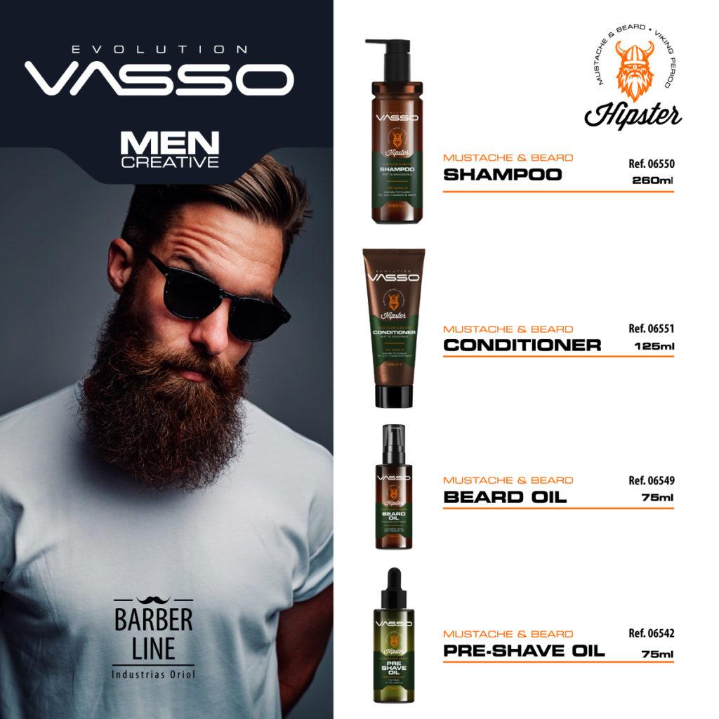 Línea Vasso y su línea de productos Hiptser Viking Period