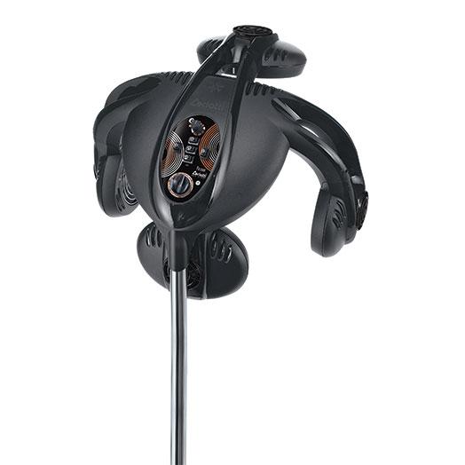 Activador electronico Ceriotti negro soporte pie 07433