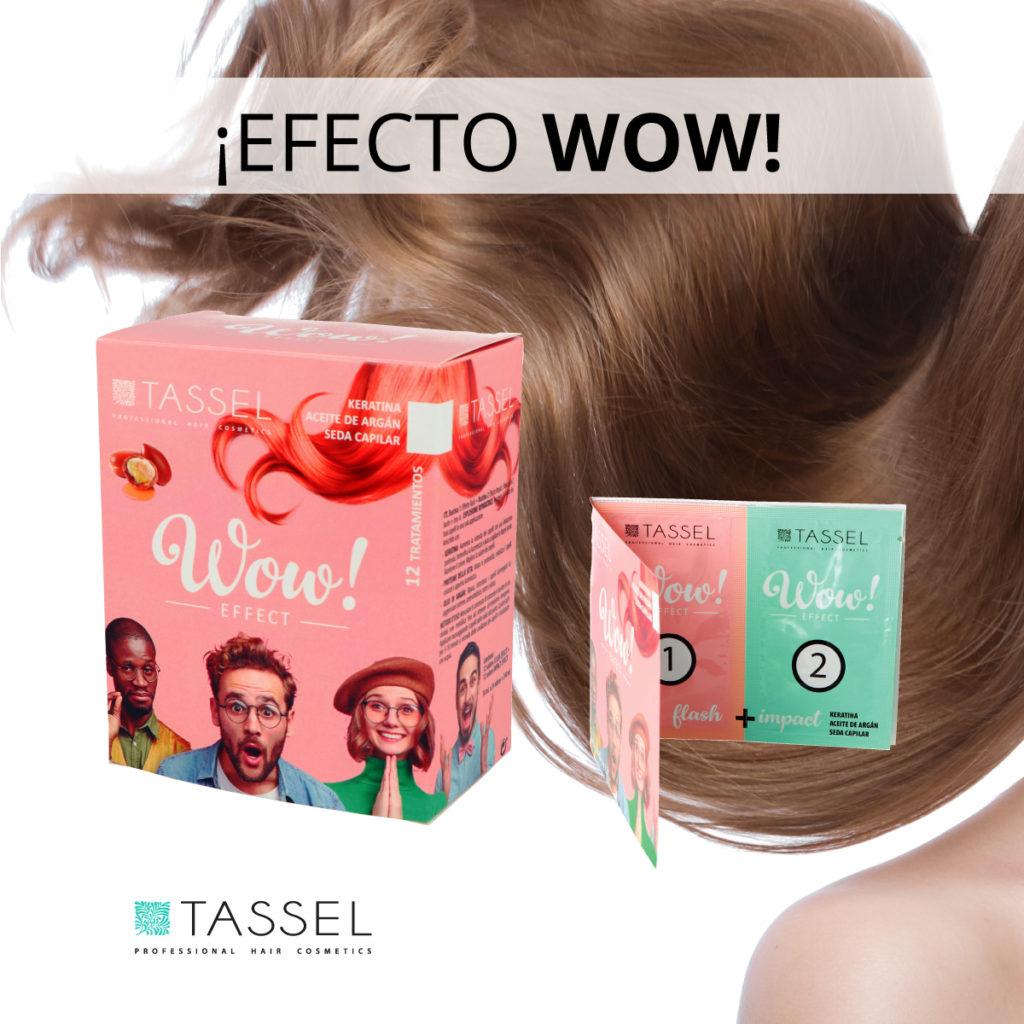 WOW-EFFECT DE TASSEL