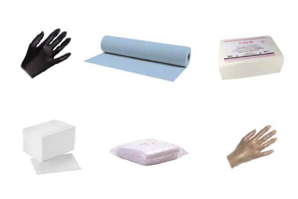 productos textiles estética